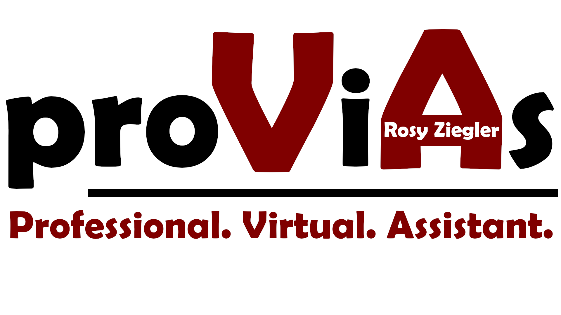 proViAs – Professional. Virtual. Assistant.